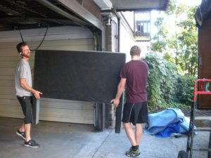 Furniture removalists Port Hacking