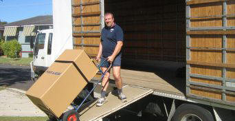 Award Winning Removal Services in Caringbah